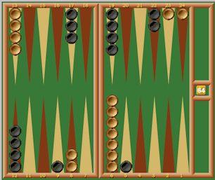 Bachgammon